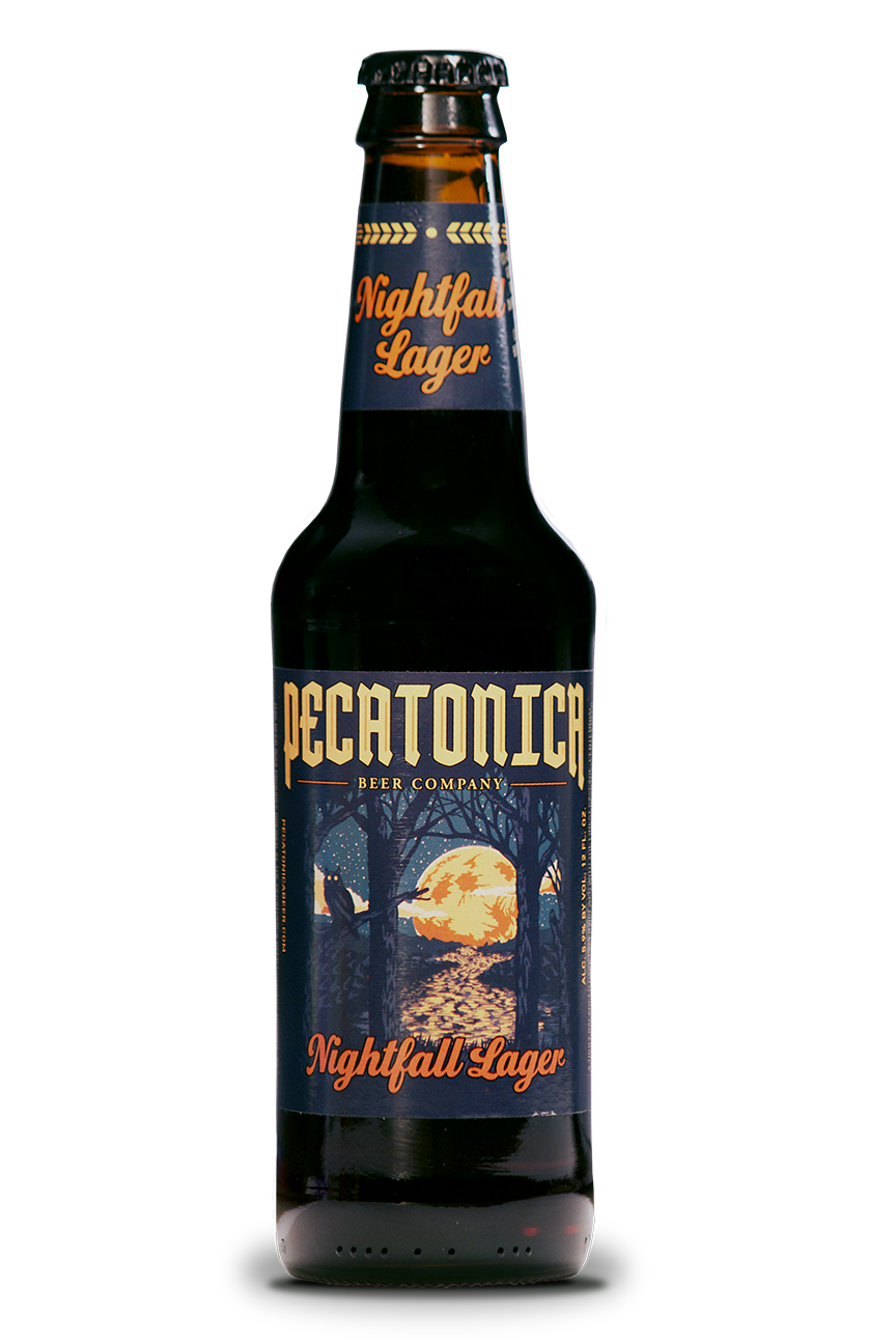 Nightfall Beer Bottle
