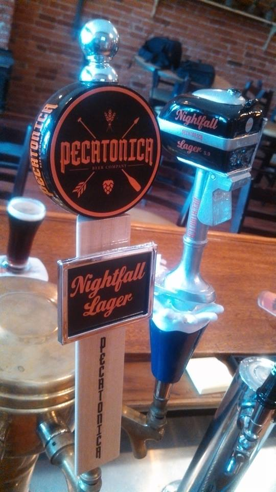 Nightfall Tap Handles